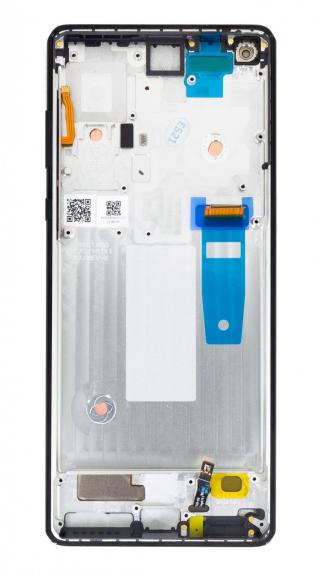 LCD   dotyk   přední kryt pro Motorola Edge Plus, black