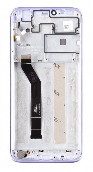 LCD   dotyk   přední kryt pro Motorola G7 Power, violet