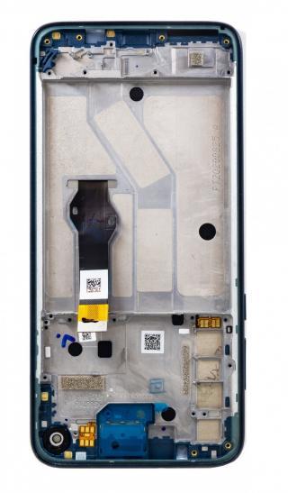LCD   dotyk   přední kryt pro Motorola G8 Power, blue