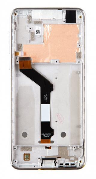 LCD   dotyk   přední kryt pro Motorola One, white