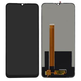 LCD   dotyk   přední kryt pro Realme 5 Pro, black
