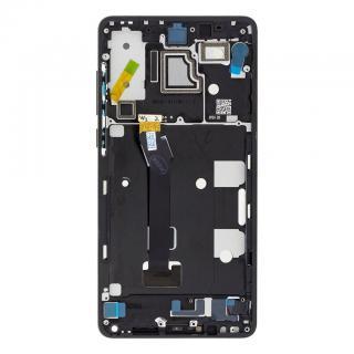 LCD   dotyk   přední kryt pro Xiaomi Mi Mix 2S, black