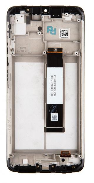 LCD   dotyk   přední kryt pro Xiaomi Poco M3, black