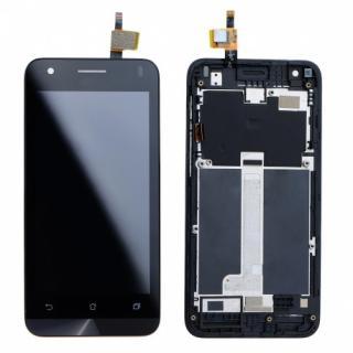 LCD   dotyk pro Asus Zenfone C   rámeček, black