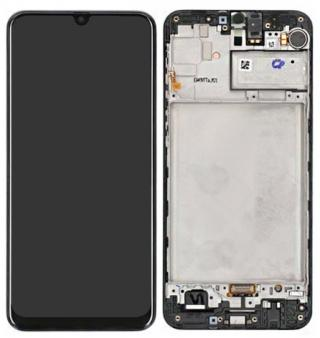 LCD   dotyk pro Samsung Galaxy A31, black