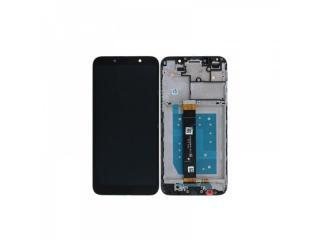 LCD   dotyk   rámeček pro Motorola Moto E6 Play, black