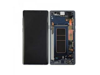 LCD   dotyk   rámeček pro Samsung Galaxy Note 9, blue