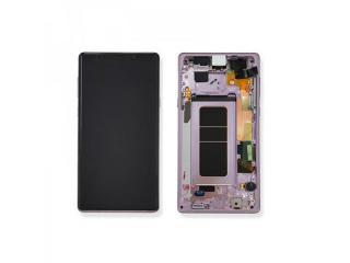 LCD   dotyk   rámeček pro Samsung Galaxy Note 9, lavener purple