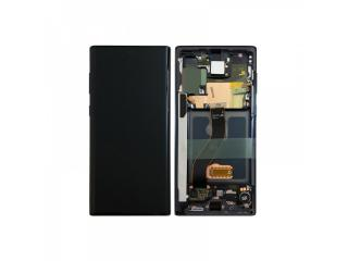 LCD   dotyk   rámeček pro Samsung Galaxy Note10, aura black