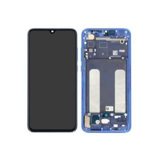 LCD   dotyk   rámeček pro Xiaomi Mi 9 Lite, blue