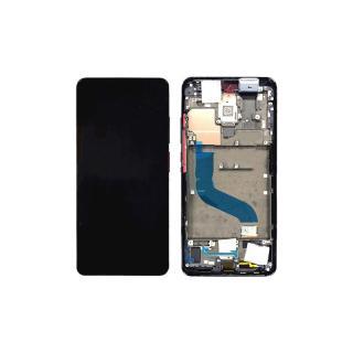 LCD   dotyk   rámeček pro Xiaomi Mi A3, black