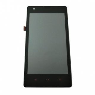 LCD   dotyk   rámeček pro Xiaomi Redmi 1S, black OEM
