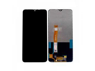LCD   dotyková deska   přední kryt pro Realme 6, black