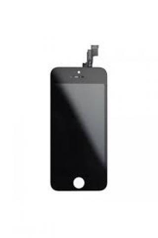LCD   dotyková deska pro Apple iPhone 5S, black OEM Class A