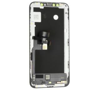 LCD   dotyková deska pro Apple iPhone Xs, black OEM