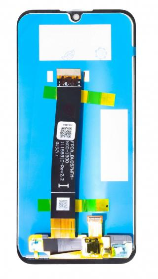 LCD   dotyková deska pro Honor 8S 2020, black
