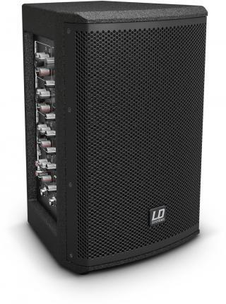 LD Systems Mix 6 2 AG3 Black