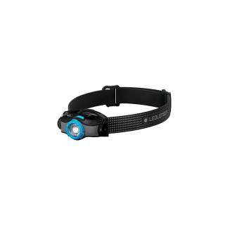 Led Lenser  Led Lenser MH3 černá/modrá Čelovka