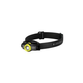 Led Lenser  Led Lenser MH3 černá/žlutá Čelovka