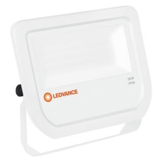 LED reflektor Ledvance FLOODLIGHT 50W 6500K studená bílá IP65 bílý