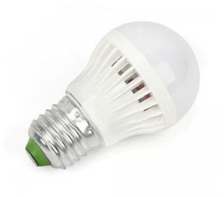 LED žárovka s detekcí zvuku a pohybu Příkon: 3W