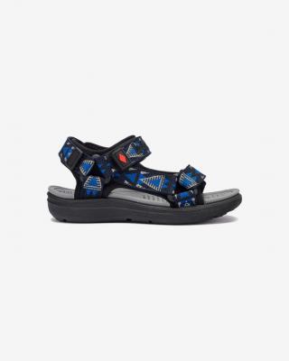 Lee Cooper Outdoor sandále dětské Modrá pánské 35