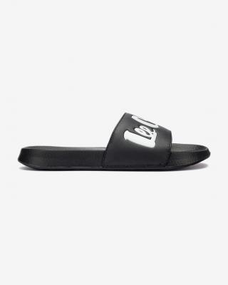Lee Cooper Pantofle Černá pánské 45