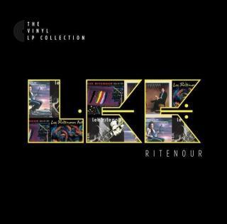 Lee Ritenour The Vinyl LP Collection