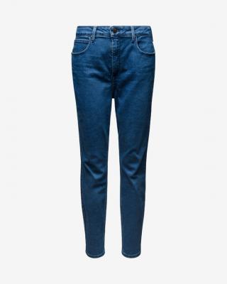 Lee Scarlett Plus Jeans Modrá dámské 44/33