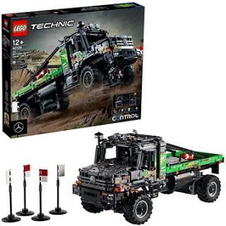 LEGO® 42129 Technic Truck trialový vůz Mercedes-Benz Zetros 4x4