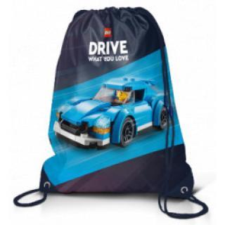 LEGO 625332 - Ujíždíme na autech – sportovní vak