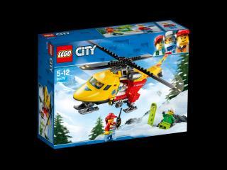 LEGO® City 60179 Záchranářský vrtulník modrá