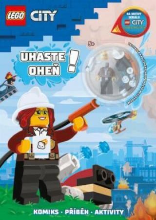 LEGO City Uhaste oheň!