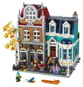 LEGO® Creator 10270 Knihkupectví