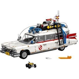 LEGO Creator 10274 Krotitelé duchů – ECTO-1