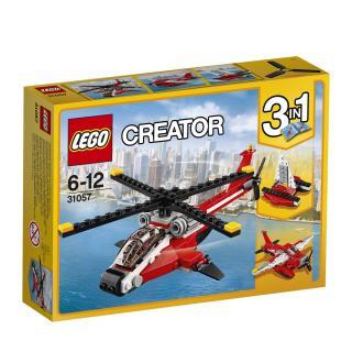 LEGO® Creator 31057 Průzkumná helikoptéra žlutá