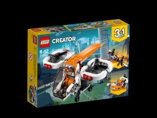 LEGO® Creator 31071 Dron průzkumník žlutá
