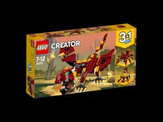 LEGO® Creator 31073 Bájná stvoření žlutá