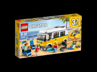 LEGO® Creator 31079 Surfařská dodávka Sunshine žlutá