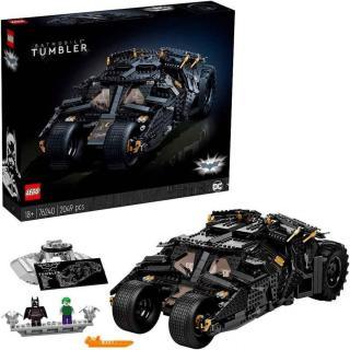 LEGO® DC Batman ™ 76240 DC Batman™ Batmobil Tumbler pánské