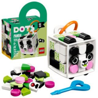 LEGO® DOTS 41930 Ozdoba na tašku – panda