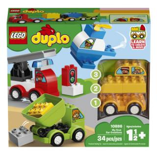 LEGO® DUPLO® My First 10886 Moje první vozidla