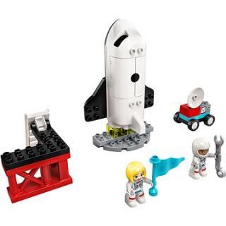 LEGO DUPLO Town 10944 Mise raketoplánu