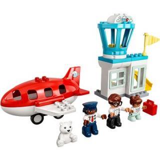 LEGO DUPLO Town 10961 Letadlo a letiště