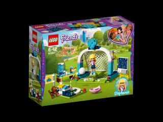 LEGO® Friends 41330 Stephanie na fotbalovém tréninku fialová