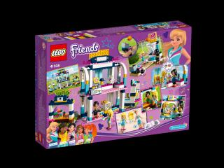 LEGO® Friends 41338 Stephanie ve sportovní aréně fialová