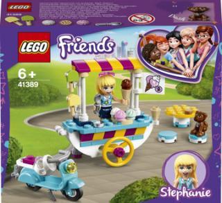 LEGO® Friends 41389 Pojízdný zmrzlinový stánek
