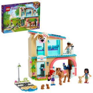 LEGO® Friends 41446 Veterinární klinika v městečku Heartlake