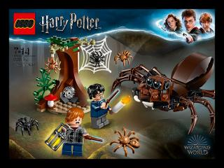 LEGO® Harry Potter Aragogovo doupě mix barev