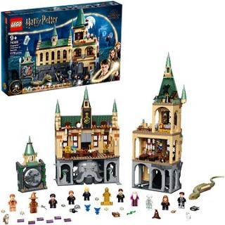 LEGO Harry Potter TM 76389 Harry Potter™ Bradavice: Tajemná komnata